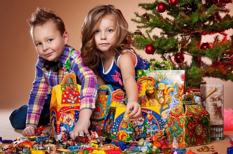 Интересные и креативные подарки на Новый год 2018