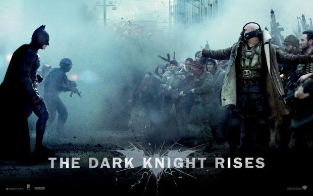 Тёмный рыцарь