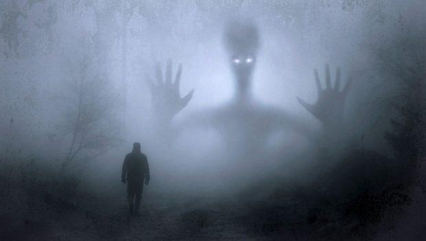 Существо из тумана фильм 2018