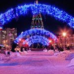 Казань рождество 2018