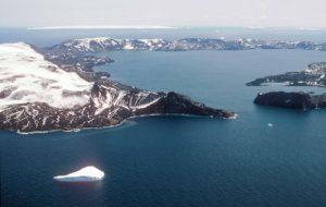 Остров Обмана Антарктида