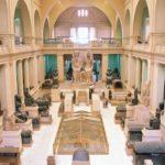 Каирский музей египет