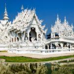 Буддийский храм таиланд