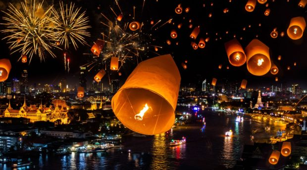 Таиланд на Новый год 2018