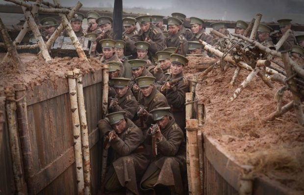 34 батальон – фильм 2018 года
