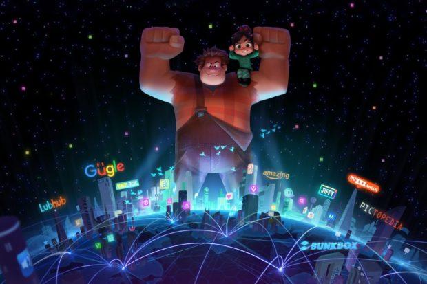 Ральф ломает Интернет — мультфильм 2018 года