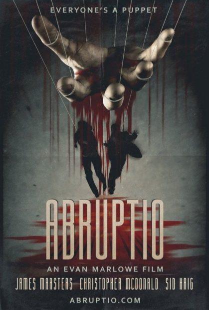 Abruptio (Отслойка) фильм 2018