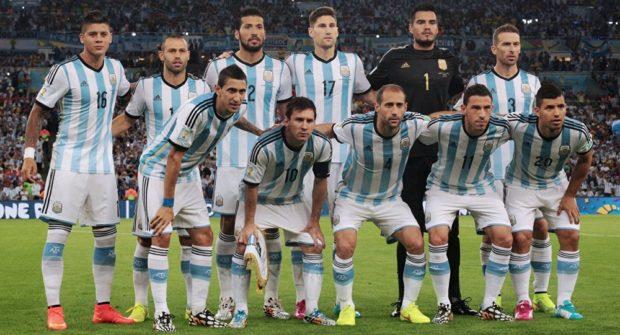Аргентина не вышла на Чемпионат мира 2018 года