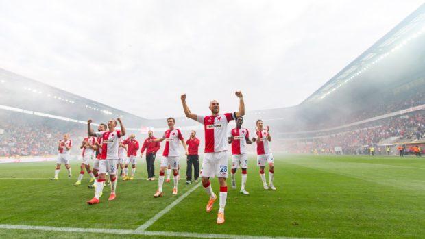Славия Прага футбол