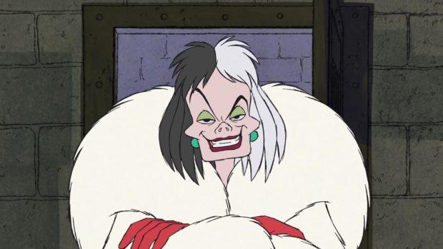 Стервелла (Cruella)