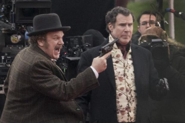 Приключения Шерлока Холмса (Holmes and Watson)