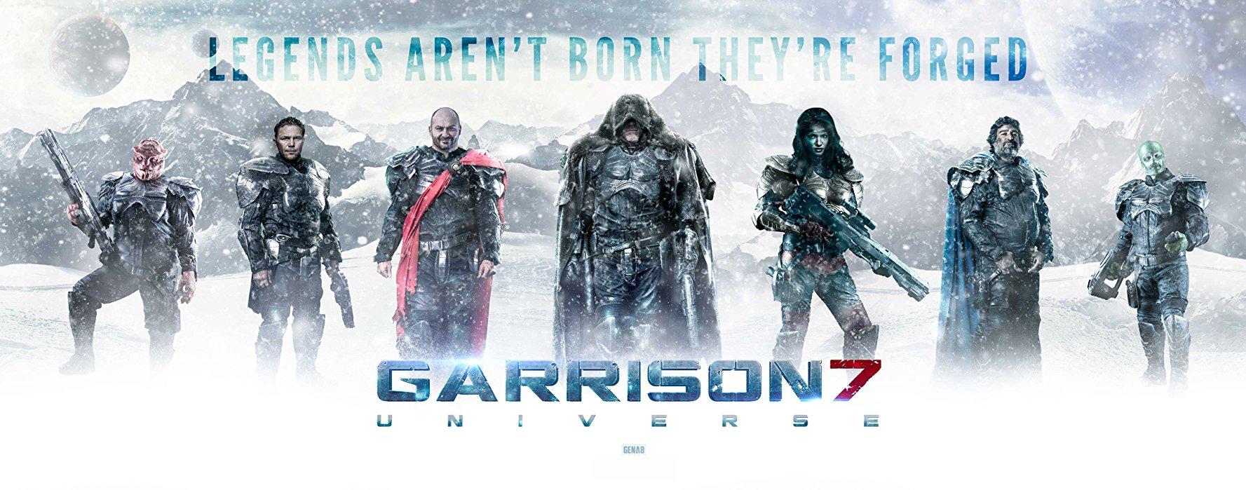 Garrison 7 the fallen фильм 2018 о чем фильм