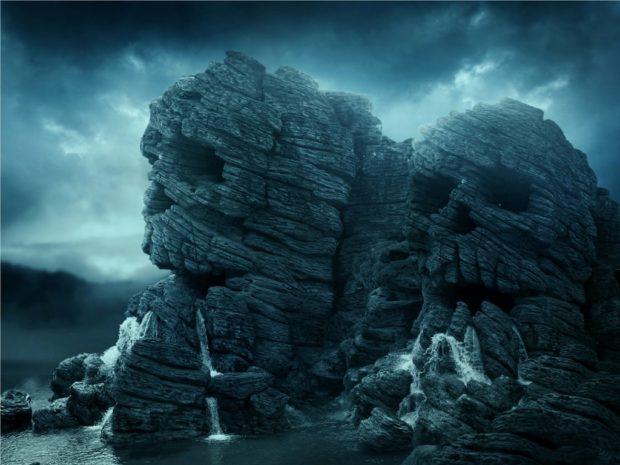 Остров черепа