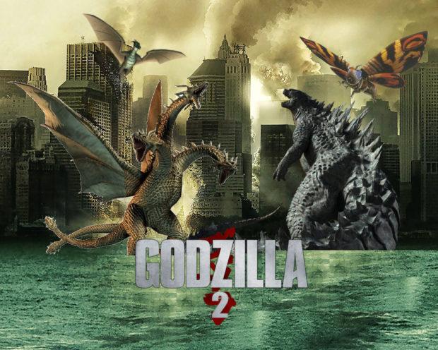 Годзилла 2 – фильм 2018 года