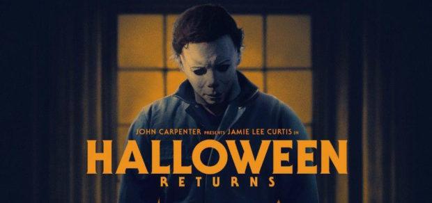 Хэллоуин возвращается – фильм 2018 года