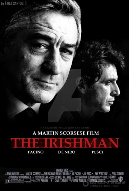 Ирландец – фильм 2018 года