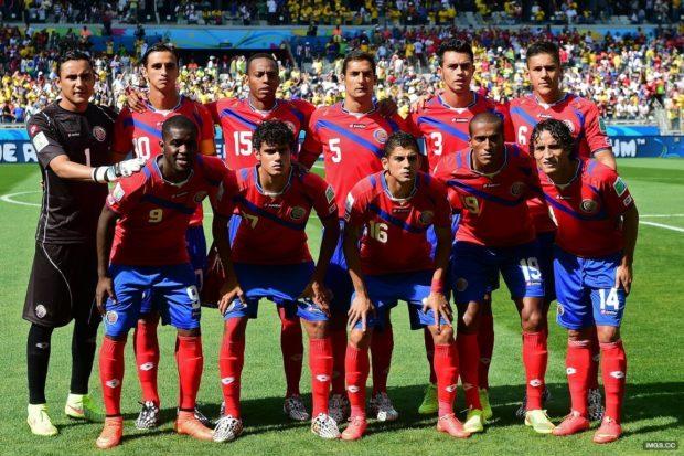 сборная Коста-Рики по футболу