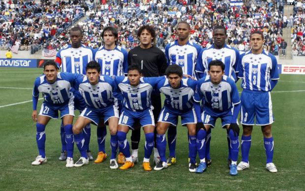 сборная Гондураса по футболу
