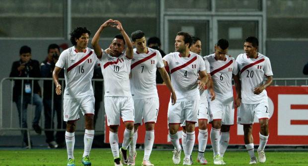 сборная Перу по футболу