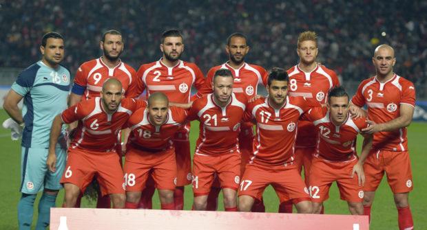 сборная Туниса по футболу