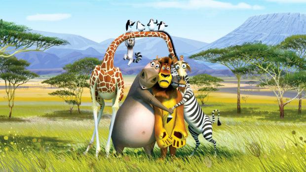 Мадагаскар 4 – мультфильм 2018 года