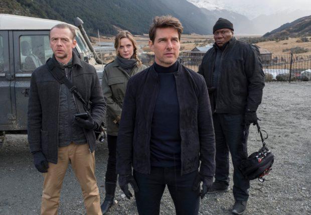 Миссия: невыполнима 6 – фильм 2018 года