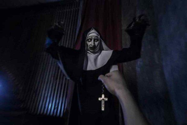 Монахиня фильм 2018