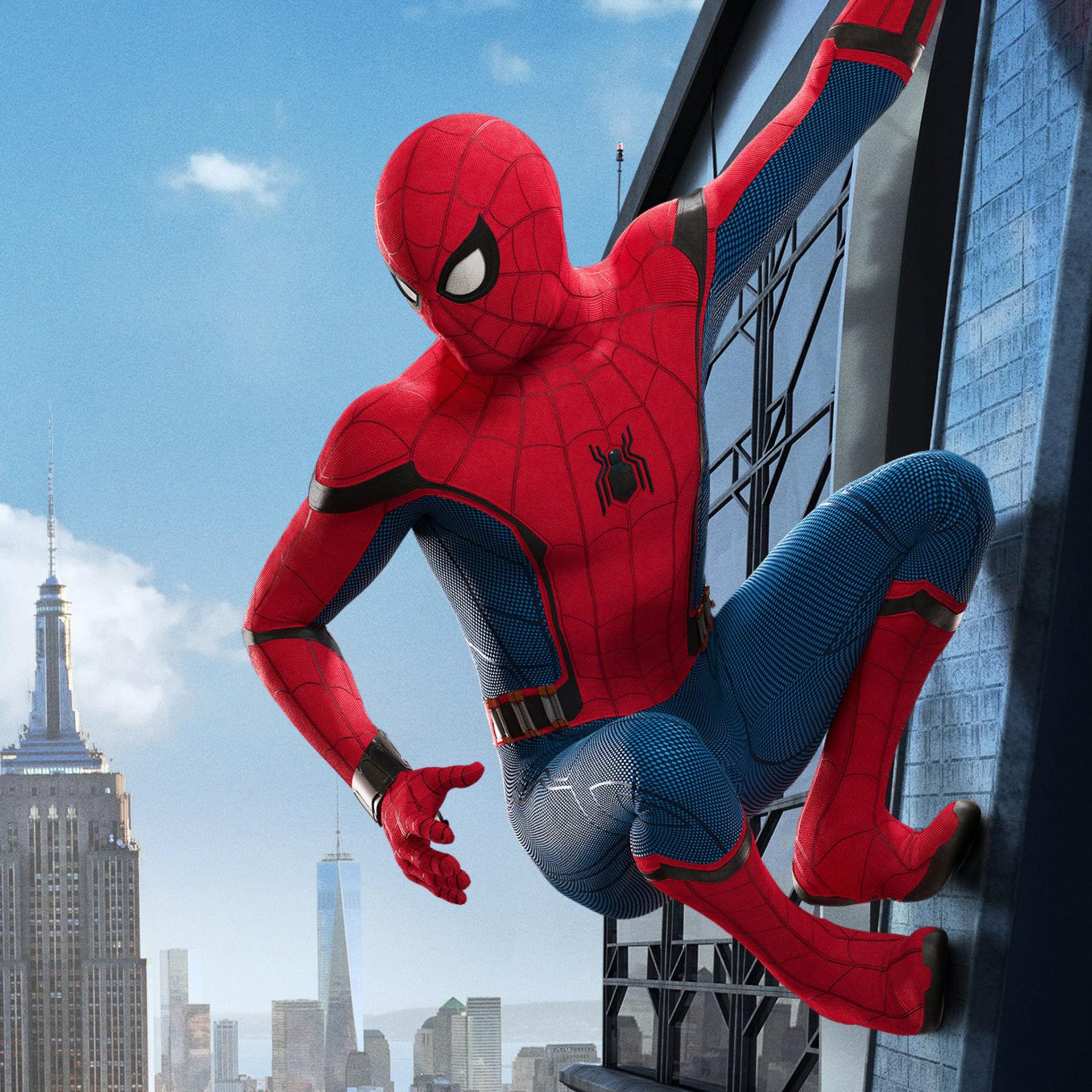 Смотри! Новый Человек-паук 4 фильм 2018 года
