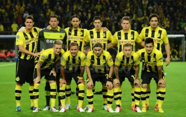 Состав Боруссии Дортмунд на сезон 2017-2018 года