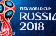 Расписание матчей Чемпионата мира по футболу 2018 года