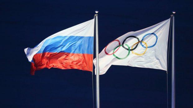 Олимпиада 2018 года Россия