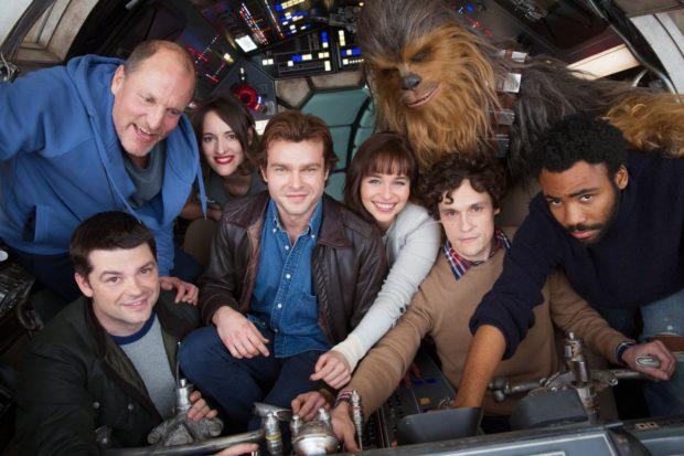 Звездные войны 8 (спин-офф о Хане Соло) – фильм 2018 года