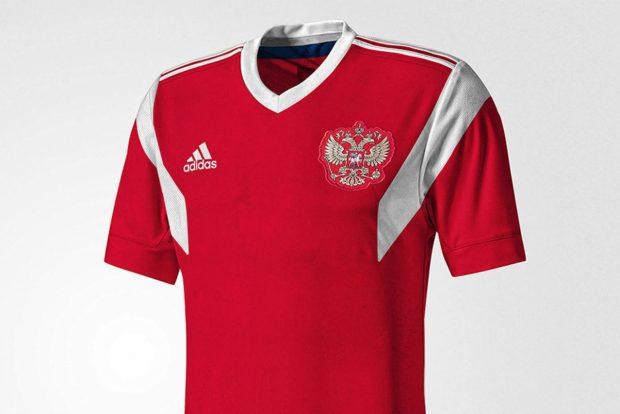 Форма сборной России на Чемпионат мира 2018