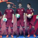 Форма сборной России на Чемпионат мира 2018 года