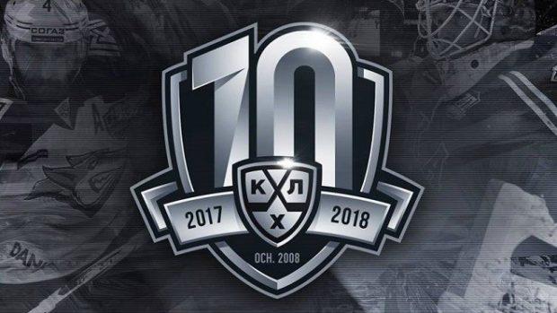 Команды КХЛ в 2017-2018 году