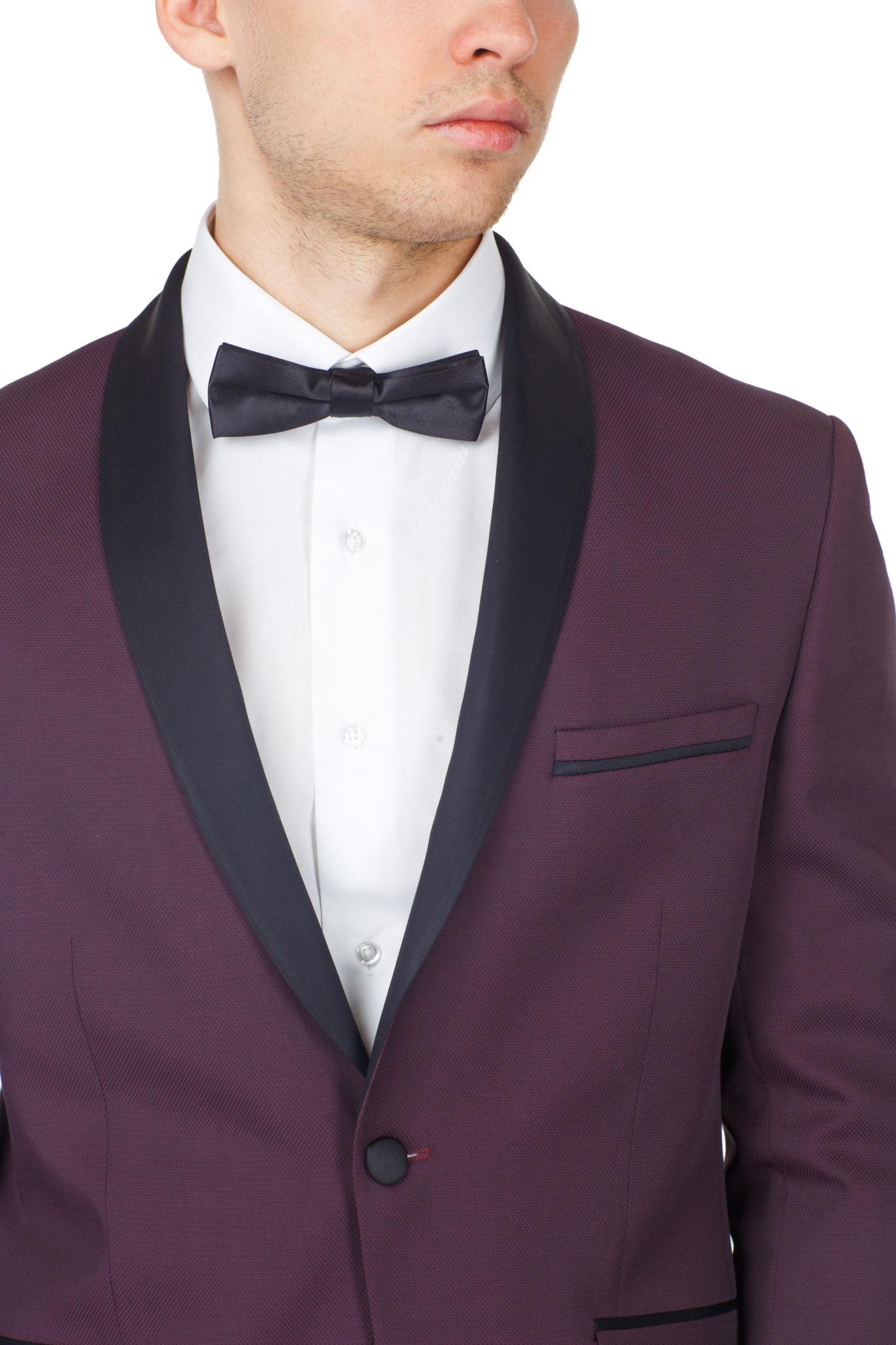 мужской костюм цвет марсала: пиджак