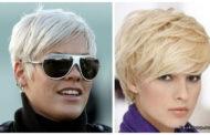 Красивые женские стрижки на короткие волосы 2018 после 40 лет: фото