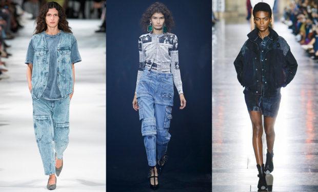 модная варенка джинсы и жилетка короткие штаны платье-рубашка