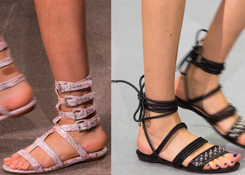 Модная женская обувь весна-лето 2019 — весь мир под каблучком новые фото
