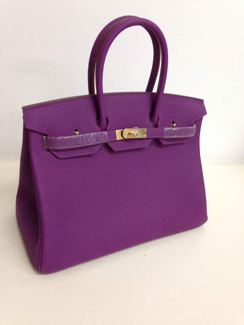 ультрафиолетовый цвет сумки