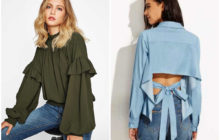 Модные женские блузки весна-лето 2018 года
