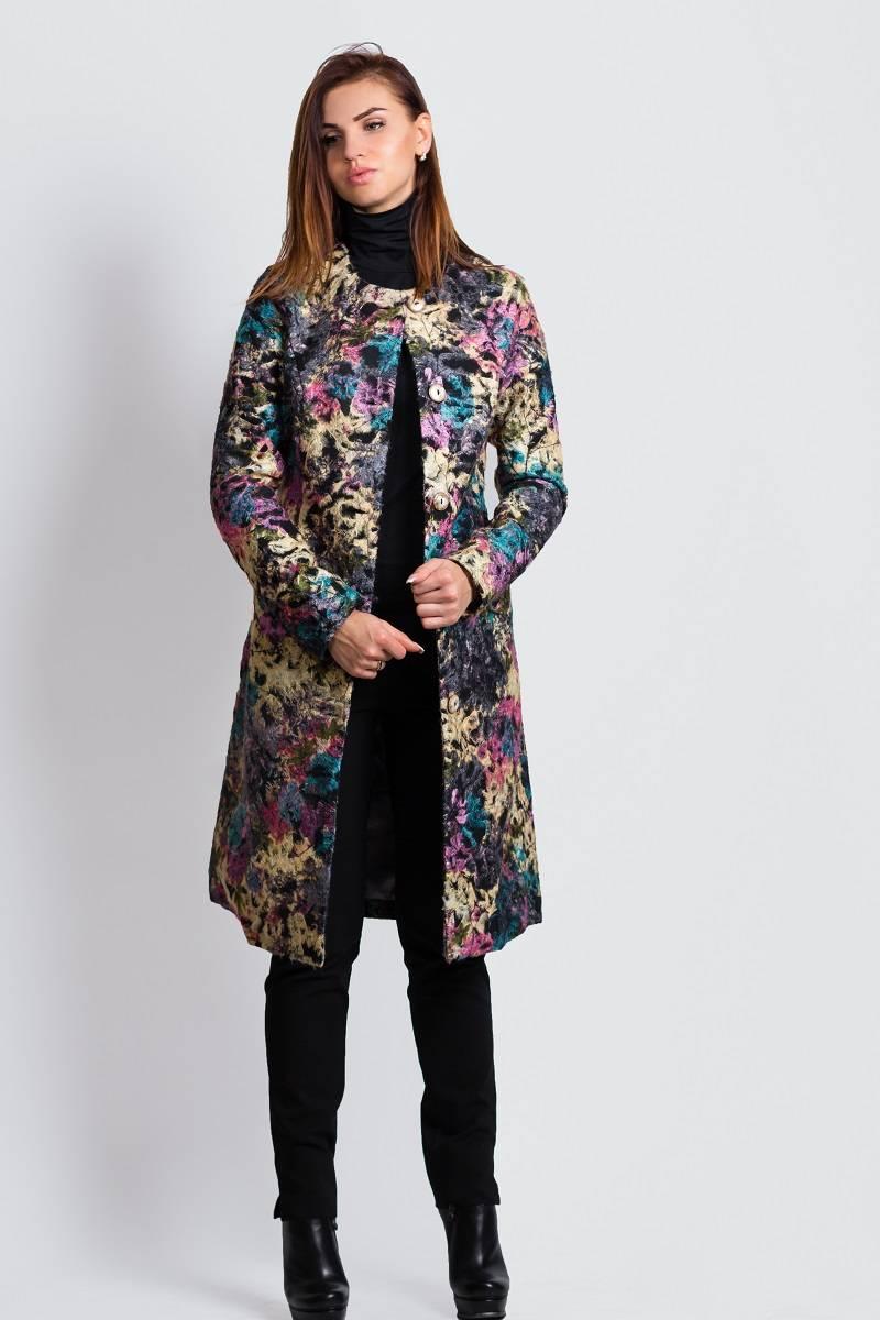 модные тенденции весна 2019 пальто: яркое цветное