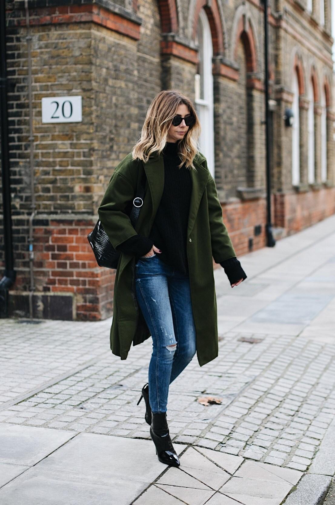 пальто куртки весна 2019: куртка зеленое