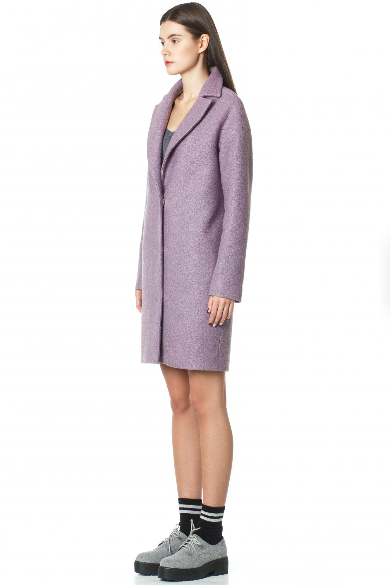 пальто куртки весна 2019: куртка нежно-фиолетовое