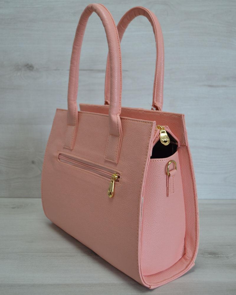 модные сумки весна лето 2019: каркасная розовая