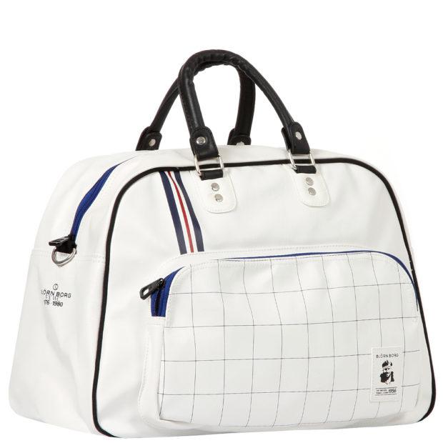 модные сумки весна лето 2019: спортивная белая с короткими ручками