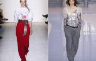 Модные женские брюки весна лето 2018 года: тенденции, фото, новинки