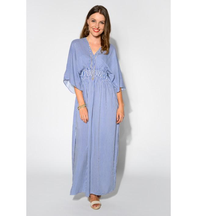 свободное платье цвет лаванды