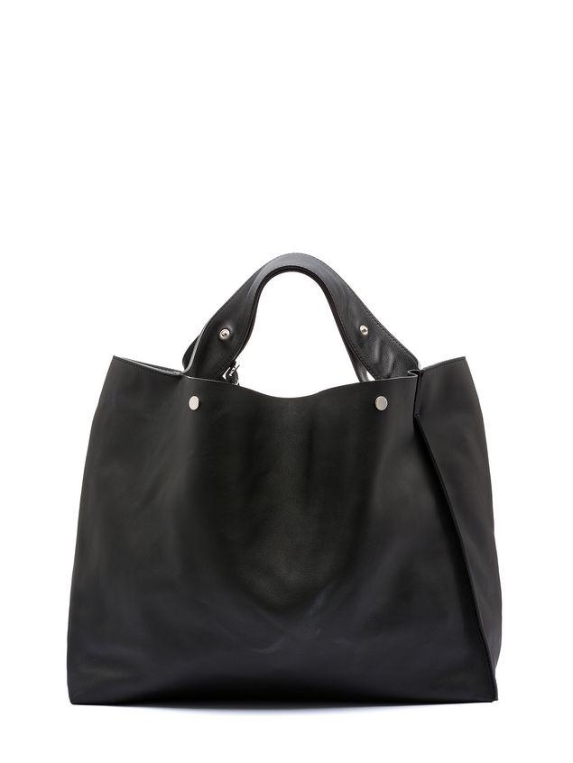 сумка черная мягка с короткими ручками