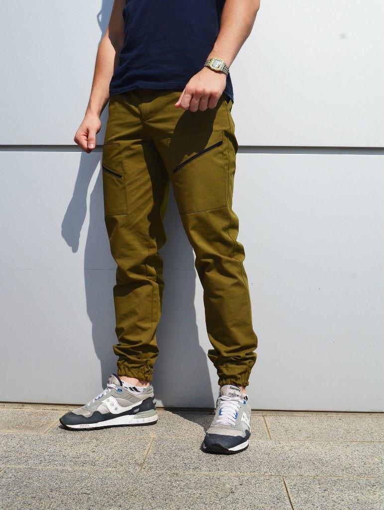 мужская мода весна 2019: штаны хаки